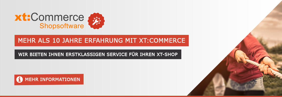 xt:Commerce Support