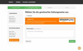 Amazon Pay Checkout v2